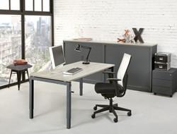 Kantoor bureau 160x80cm ProLine Quad4