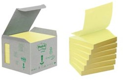 Post-it Z-Notes gerecycled 76 x 76 mm