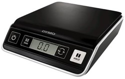 Dymo digitale weegschaal tot 2kg.