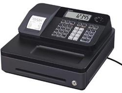 Casio Kasregister zwart geldlade (5 munten 3 biljetten)