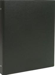 23 rings map zwart met 24mm hoge ringen PVC