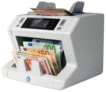 Safescan biljettelmachine 2265S, met 7-voudige valsgelddetectie