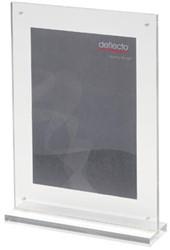 Deflecto folderhouder met T-voet, ft A6