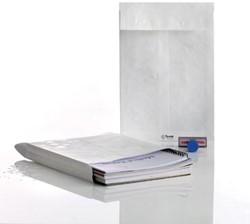 Tyvek uitvouwbare enveloppen 250 x 353 x 38 mm met plakstrip 20 stuks