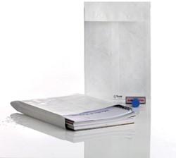 Tyvek uitvouwbare enveloppen 250 x 343 x 20 mm met plakstrip 100 stuks