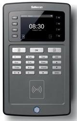 Safescan tijdsregistratiesysteem TA8015 zwart