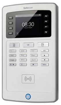 Safescan tijdsregistratiesysteem TA8015 grijs