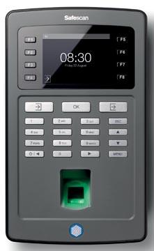 Safescan tijdsregistratiesysteem TA8030