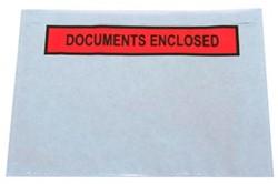 Paklijstenvelop A5 met tekst doos van 1000 stuks