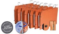 L'Oblique hangmappen voor kasten TUB ft 350 x 250 mm, bodem 15 mm