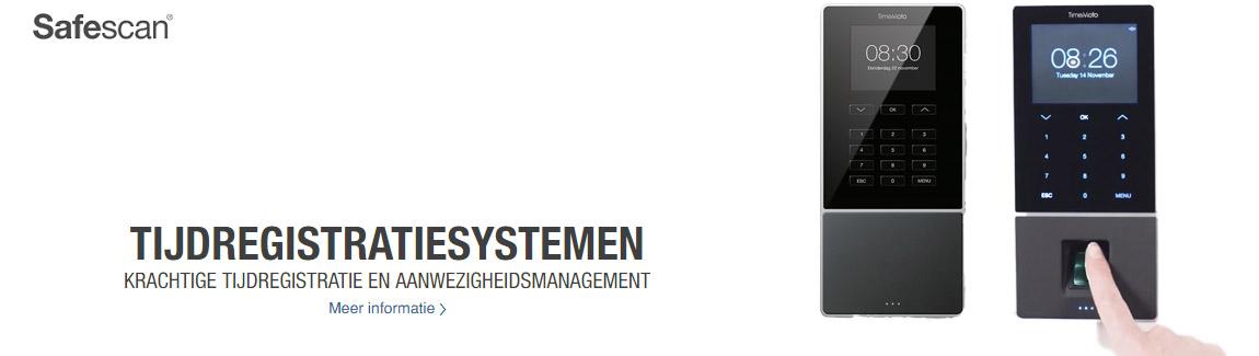 Tijdregistratiesysteem