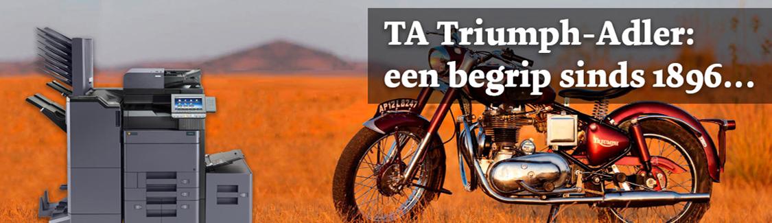 Triumph Adler kopieermachine