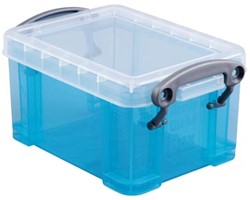 Really Useful Boxes Visitekaarthouder felblauw