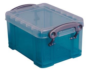 Really Useful Boxes Visitekaarthouder groen