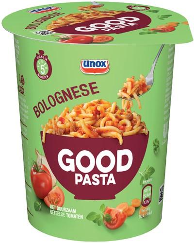 Good Pasta spaghetti bolognese cup Unox