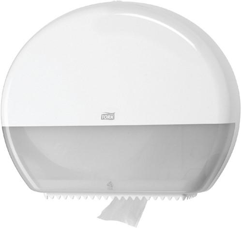 Tork toiletpapierdispenser Jumbo uit kunststof systeem T1