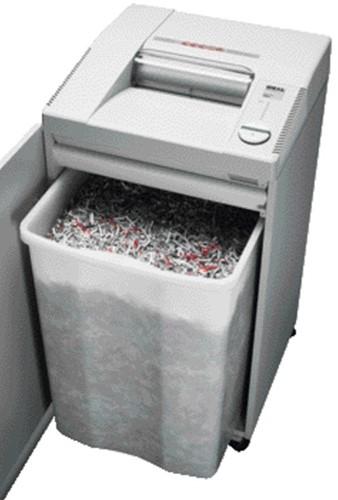 Papierversnipperaar 2604 snippers 2x15 mm