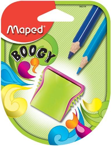 Maped Potloodslijper Boogy 2-gaats
