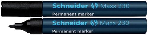 Schneider permanent marker 230 zwart