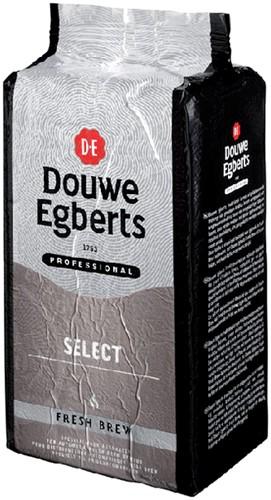 Koffie Douwe Egberts automatenkoffie fresh brew select 1000g