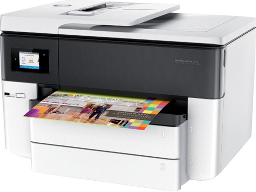 Multifunctional HP A3 OfficeJet Pro 7740