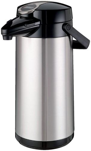 Thermoskan Bravilor Airpot 2,2 liter dubbel wandig RVS
