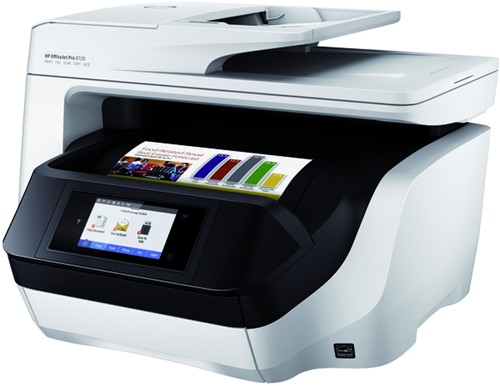 Multifunctional HP OfficeJet Pro 8720