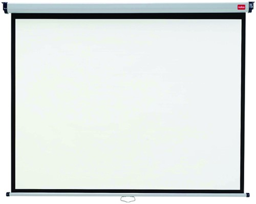 Projectiescherm muur Nobo1500X1138Mm