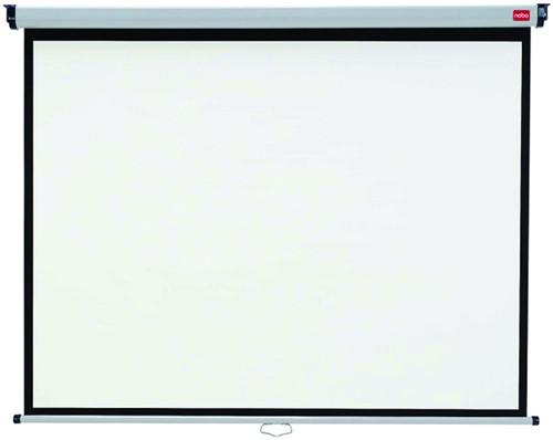 Beamer scherm Nobo 200 x 151cm