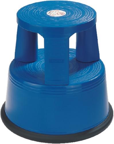 Opstapkrukje Desq 42cm kunststof blauw