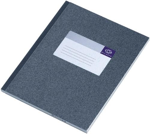 Jalema breedkwarto's 128 bladzijden, grijs