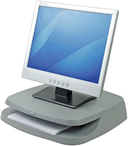 Hoogte instelbare monitorstandaard Fellowes Basic