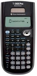 Texas Wetenschappelijke rekenmachine TI-30XPro