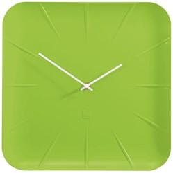 Sigel wandklok Inu diameter 35 cm groen