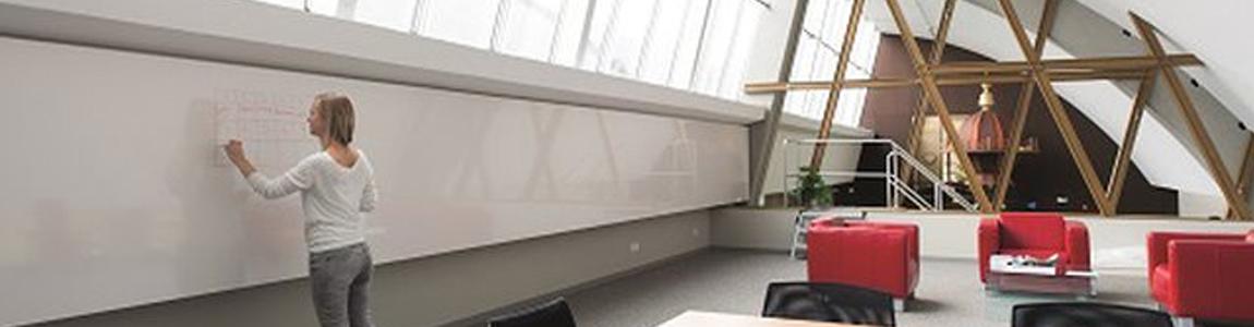 Whiteboard wand