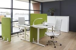 Zit sta bureau elektrisch verstelbaar 160x80 ProLine