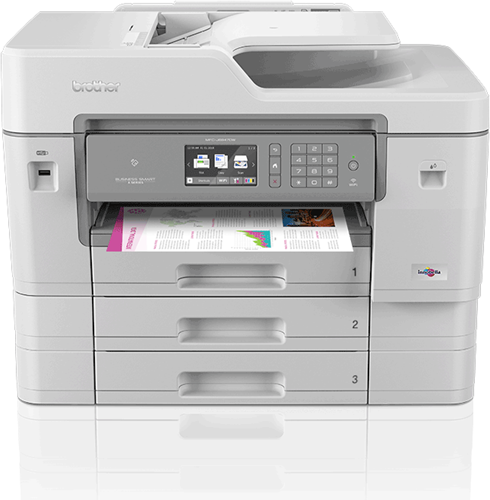 A3 all in one Brother MFC-J6947DW inkjet met PayPerPrint