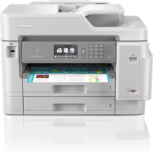 All in one Brother MFC-J5945DW A3 inkjet met PayPerPrint