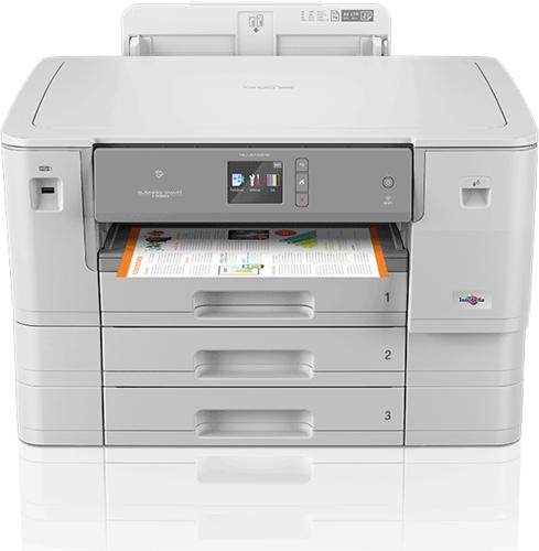 A3 printer Brother HL-J6100DW met 3 laden