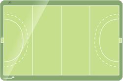 Accent magnetisch whiteboard hockey 90x120cm