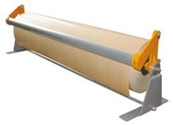 Papierrolhouder voor rollen tot en met 75 cm