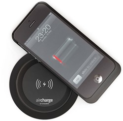 Aircharger Draadloze oplader voor smartphone of tablet