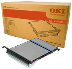 OKI  transferbelt 45381102 MC760 / MC770 60.000pages