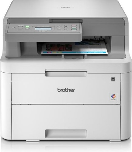 Brother printer DCP-L3510CDW All in One kleur met wifi