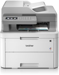 Brother DCP-L3550CDW all-in-one ledprinter kleur