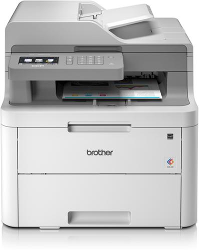 All in one printer Brother DCP-L3550CDW met PayPerPrint