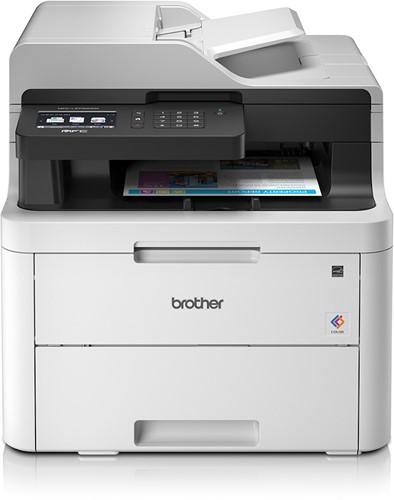 Brother MFC-L3730CDN all-in-one kleuren led printer