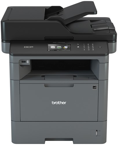 Brother DCP-L5500DN all-in-one printer met PayPerPrint