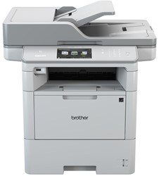 Brother all in one printer DCP-L6600DW zwart wit laserprinter