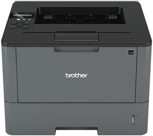 Brother laserprinter HL-L5100DN A4 zwart wit